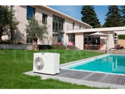 Calefacción para piscinas