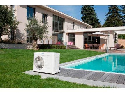 Calentador de agua piscina