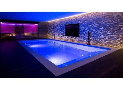 De piscinas precios fabulous precios tarima ipe with de - Foco led piscina ...