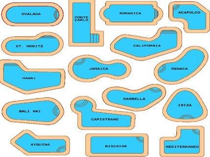 Consejos de piscinas noticias piscinas y jard nes - Tamanos de piscinas ...