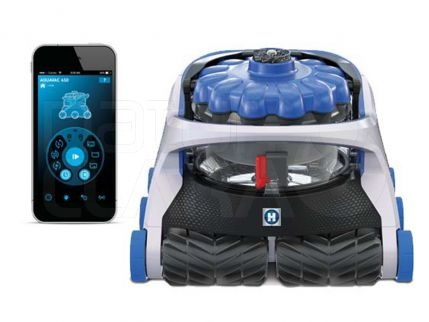 Robot Limpiafondos Aquavac 650 Series Hayward