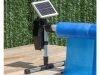 Enrollador solar Gre para manta térmica de piscinas