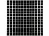 Gresite para piscinas negro liso 36 x 36 mm