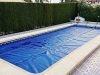 Manta térmica solar recortable piscina