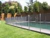 Valla desmontable para piscinas de seguridad para niños