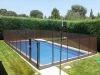 Vallas para piscinas desmontables