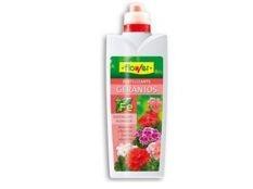 Abono líquido para plantas geranios Flower 1 l