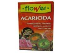 Acaricida insecticida araña roja Flower 40 ml