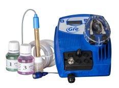 Bomba dosificadora de pH Gre CPH14