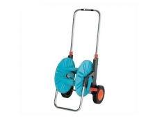 Carro portamanguera metálico 60 Confort Gardena