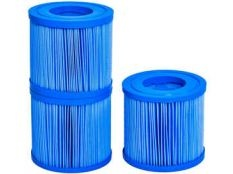 Cartucho para filtro antibacteriano spa NetSpa Pack 3 uds