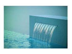 Cascada laminar para piscina Powerfall en Abs Polaris