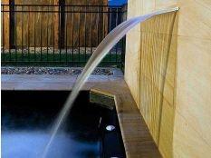 Cascada laminar para piscina Silkflow Astralpool en Abs