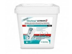Chlorilong ultimate 7 Bloc cartuchos de cloro multifunción 950 g Bayrol