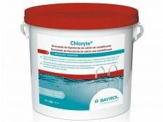 Chloryte hipoclorito cálcico no estabilizado de choque Bayrol