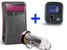 Clorador salino Go Salt Idegis Ctx Certikin + Bomba pH Expert Zodiac