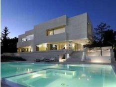 Construcción de piscinas en La Moraleja