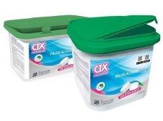 Ctx-393 SB Pastillas de cloro multifunción 250 g sin Bórico