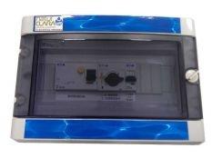 Cuadro piezoeléctrico piscina con diferencial