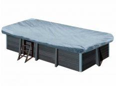 Cubierta invierno piscina composite rectangular Gre