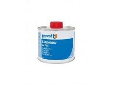 Disolvente limpiador de PVC Unecol de 500 ml