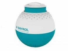 Dosificador flotante pastillas de cloro con anillo de dosificación ajustable Bayrol