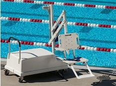 Elevador portátil para piscina PAL