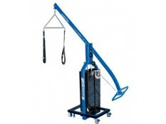 Elevador para equipos de gimnasia acuáticos Aquabike Lift de Poolstar