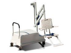 Elevador portátil acceso piscina discapacitados PAL Astralpool
