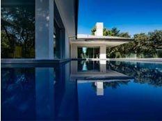 Empresa de construcción piscinas de lujo