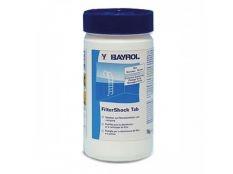 Filtershock Tab 1 kg desinfectador de filtros de arena Bayrol