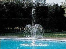 Fuente piscina Waterstars Polaris