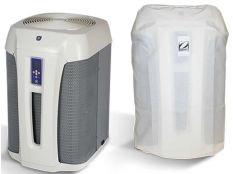 Funda de protección para la bomba de calor ZS500 deshielo D Zodiac