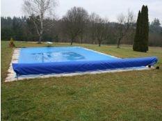 Fundas para enrollador de piscinas