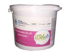 Incrementador de pH 5 kg Natur Clara