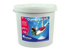 Incrementador de pH Diamas pH Gr