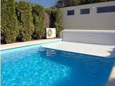 Instalación bomba de calor piscina