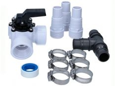Kit bypass  32-38 mm bomba de calor Poolex