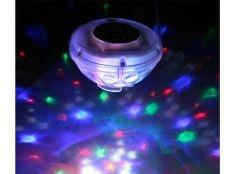 Lámpara piscina fantasía RGB (colores) Gre