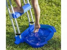 Lavapiés para piscina desmontable Gre