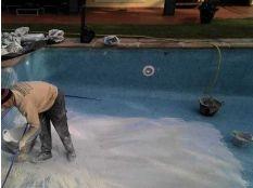 Lechada para piscinas en Aravaca