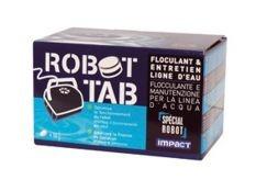 Robot Tab limpiador de filtros de limpiafondos