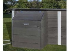 Local técnico de composite Gre para depuradora de piscina