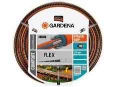 Manguera Confort Flex 25 m 25 mm para riego de jardin Gardena