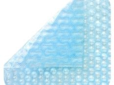 Manta térmica piscina barata GeoBubble 800 micras Sol Guard sin orillo