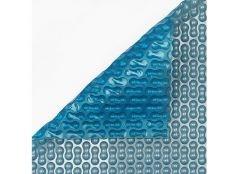 Manta térmica piscina barata GeoBubble Plata 500  micras sin orillo