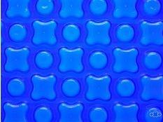 Manta térmica piscina barata Oxxo 500  micras sin orillo