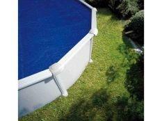 Manta térmica piscina desmontable ovalada Gre