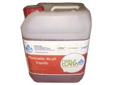 Reductor de pH líquido ácido sulfurico Natur Clara