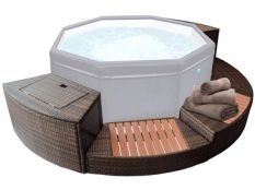 Kit Mobiliario para Spa Octopus NetSpa